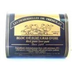 Foie gras d'oie  400g
