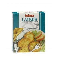 Potatoes LatkesTelma parvé...