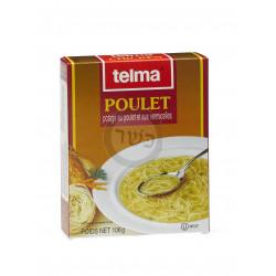 Potage poulet vermicelles - 1