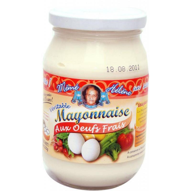 Mayo aux Oeufs   250ml