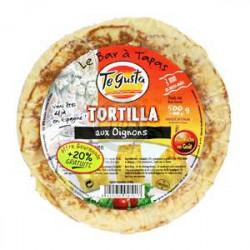 Tortillas oignons 500g