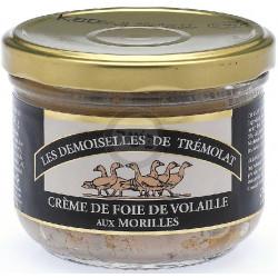 Créme de Foie de Volaille...