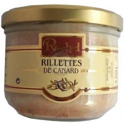 RILLETTES DE CANARD - 180gr