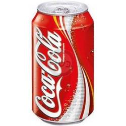 Coca Cola - 33 cl - 1
