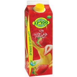 Nectar fraise banane 1L