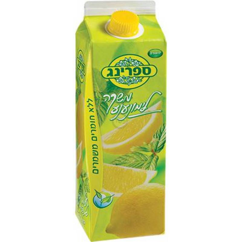 Jus Citron Menthe 1L