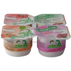 Fro. Blanc aux fruits 4x100 g