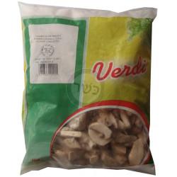 Champignons emincés 1kg