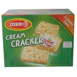 Cream crackers  1 kg