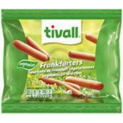 Saucisse Franfort vegetale 300grs