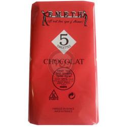 Chocolat parvé X 5 x 100g