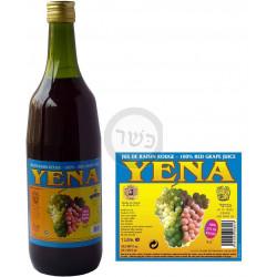 Jus de raisin Yena - rouge - 1 L - KLP- 1