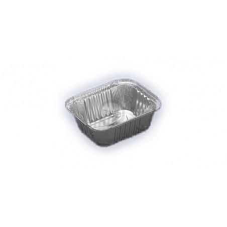 Barquettes alu - 0.5 L(5 barq)  - 18