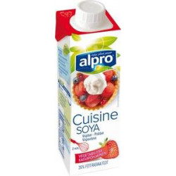 ALPRO SOYA CREME A FOUETTER 250ML