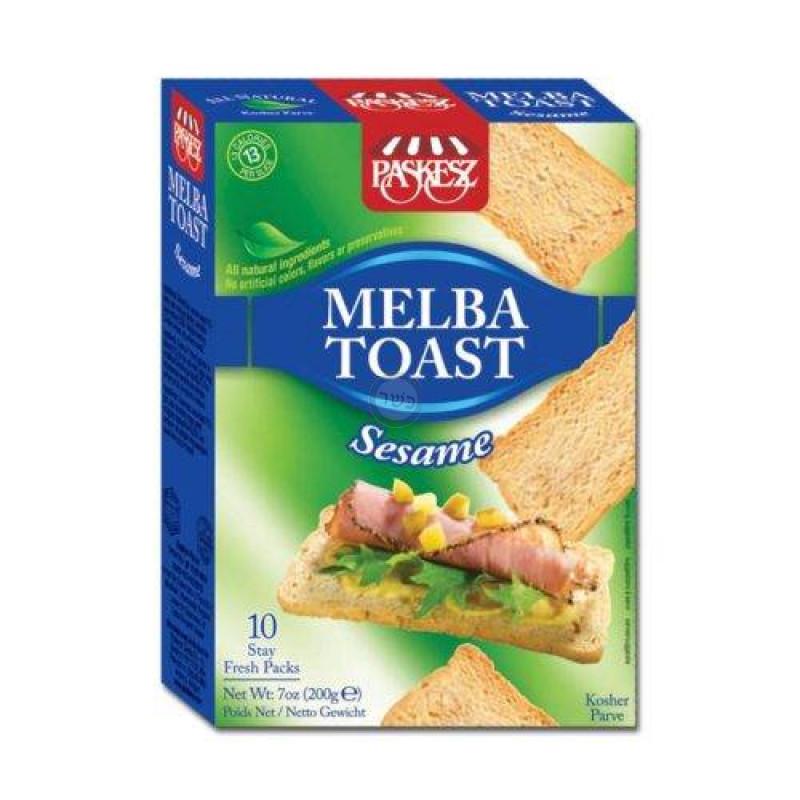 Melba toast sésame  200 g