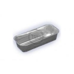5 moules à cake alu 0.865l