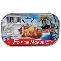 FOIE DE MORUE 120GR