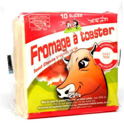 Fromage a toast 25%MG  200GR