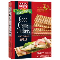 crackers a l épautre 200g