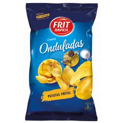 frit ravich chips onduladas