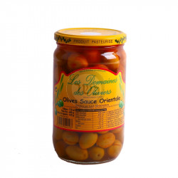 Olives Sauce Orientale  720 ml