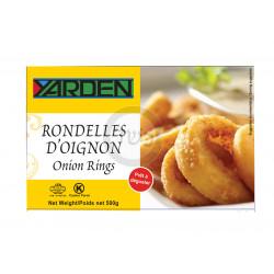 RONDELLES D'OIGNON 500GR