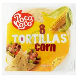 Tortillas wraps x 8