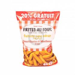 Frites au fourkids 1kg