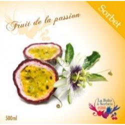 SORBET FRUIT DE LA PASSION...