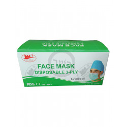 boite masque chirurgical x50