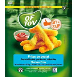 Frites de poulet 700gr