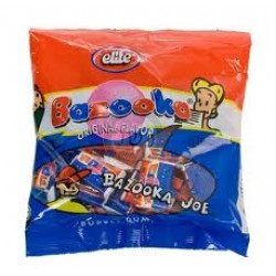 Chewing gum Bazooka fruit - KLP -2