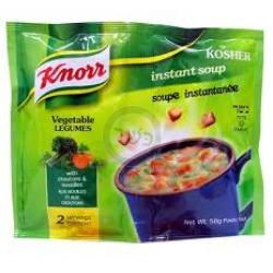 Soupe instantanée légumes 58g--1