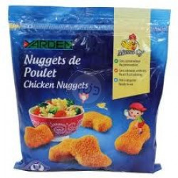 Nuggets volaille GD