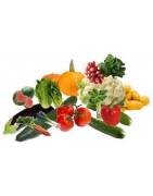 Légumes et frites