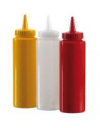 Ketchup, Mayonnaise & Moutarde