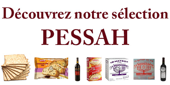 produits de Pessah
